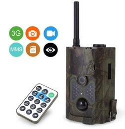 Motion Games Australia - HC-550g 3G Hunting Camera Traps With MMS 25m Night Vision Function For Wild Photo Wildlife Trail Motion Camera Game