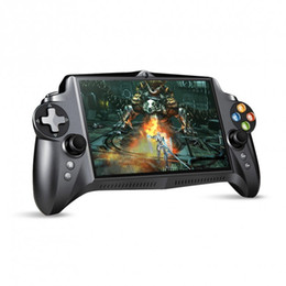 JXD S192K Game Cosole Powered by RK3288 4GB DDR3 64GB Storage Black Game Tablet on Sale
