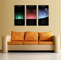 Lord Of The Rings 11,3 Pieces Home Decor HD Printed Modern Art Painting On  Canvas (Unframed Framed)