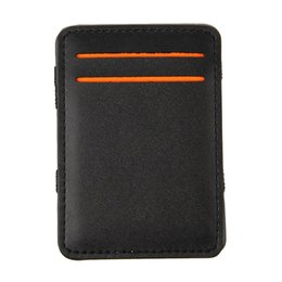 Chinese  Wholesale- Mens Magic Flip Wallet Clip Bifold Slim  Holder Purse manufacturers