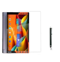 Discount anti glare for ipad - Wholesale- New Matte Screen Protector Films Anti-glare Protective Film Guards + Stylus For Lenovo Yoga Tab 3 10 Pro X90F