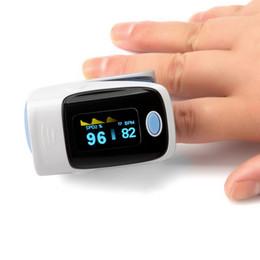 Цифровой OLED-портативный пульсоксиметр для офтальмологии Oximetro RZ001 SPO2 Диагностический прибор для измерения частоты пульса