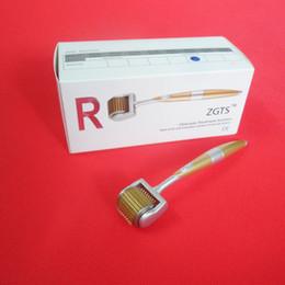 $enCountryForm.capitalKeyWord Australia - hot 192 needles zgts micro needling Derma Roller Meso Roller skin face roller