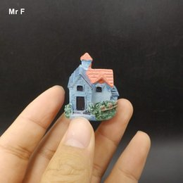 $enCountryForm.capitalKeyWord Canada - Micro House Cottage Models Simulation Resin Toy Kid Small Landscape Decoration Accessories Child Teaching Aids Prop