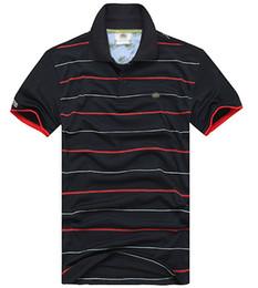 071dffbb605d T shirT polo sporT online shopping - Summer men s striped POLO shirt men s  short