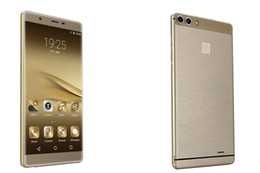 дешевые новый Huawei P9 plus Max Clone 64bit MTK 6592 окта ядро телефон 4g lte смартфон Android 5.0 3GB ram 6.0 дюймов goophone