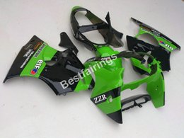 $enCountryForm.capitalKeyWord Canada - Bodywork plastic fairing kit for Kawasaki Ninja ZX6R 00 01 02 green black injection molded fairings set ZX6R 2000 2001 2002 TY36