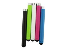 $enCountryForm.capitalKeyWord UK - Electronic cigarette 510 battery O-pen vape Bud Touch Battery CE3 280mAh E-cig battery kit for Wax Oil Cartridge Vapor Atomizer