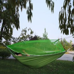 discount camping hammocks mosquito   wholesale  2017 hot fashion handy hammock single person portable parachute discount camping hammocks mosquito     2018 camping hammocks      rh   dhgate