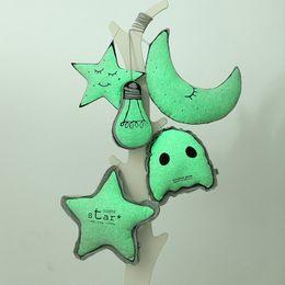 $enCountryForm.capitalKeyWord Canada - INS Light Bulb Pillow Luminous Star Pillows Baby Moon Pillow For Kids Room Stuffed Animal Owl Ghost Cushion Toys Nursey Decor ECO FRIENDL