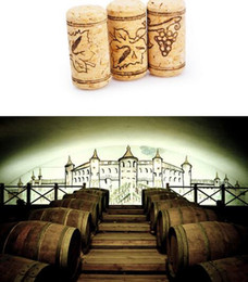 RubbeR bottle coRk online shopping - New Straight Bottle Wood Corks Wine Bottle Stopper Corks Wine Stoppers Bottle Plug Bar Tools Wine Cork Wooden Sealing Caps