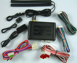 passive remote Canada - PKE Passive Car Alarm TWO-WAY LCD VEHICLE SECURITY AND ENGINE STARTER SYSTEM 3300A CARVOXX