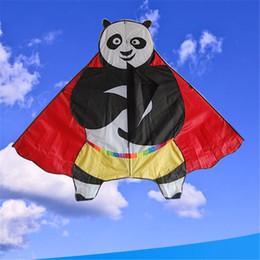 $enCountryForm.capitalKeyWord Canada - Kite Sports Kites Panda Cartoon Children Fly Toys Kids Brithday Gifts for Summer Sports Outdoor Play Game Funny Beach Toys