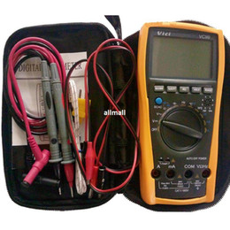 $enCountryForm.capitalKeyWord UK - Freeshipping 3 6 7 Auto range digital multimeter with bag+Alligator Probe+Thermal Couple TK cable