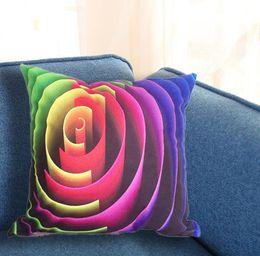 3D Pillow Case Pillowcase Car Sofa Square Cushion Cover Pattern Printed Decor Decorative Home Throw Pillowcase 9 design KKA2423 & Cushion Pillowcase Design Australia | New Featured Cushion ... pillowsntoast.com