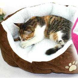 $enCountryForm.capitalKeyWord Canada - new arrival Cashmere-like soft warm Pet Bed Pet Nest luxury warm Dog nest small size+free shipping P03