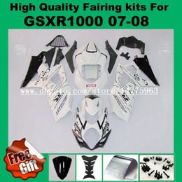 suzuki k8 gold 2019 - 9Gifts, Fairing kits for SUZUKI 07 08 GSXR1000 2007 2008 #CJ244C GSX-R1000 07 08 Fairings kit K7 K8 windscreen