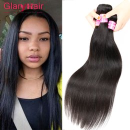 China Real Quality 100g Cheap Brazilian Hair Bundles Virgin Brazilian Straight Human Hair Extensions Peruvian Malaysian Indian Human Braiding Hair supplier cheap real hair extensions 22 suppliers