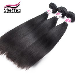 Virgin remy hair ponytail extension online virgin remy hair wholesale free shipping straight 3 pcs lot malaysian virgin straight human hair ponytail extensions cheap remy human hair 100g bundles pmusecretfo Image collections