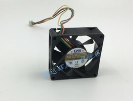 intel speed UK - AVC DATA0725B8S 7025 0.2A 48V four wire PWM speed regulating fan