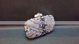$enCountryForm.capitalKeyWord NZ - Rhinestones Fashion For Women Sale Designer Party Inspired Crystal Handbags Clutch Wedding Bags And Evening Bag