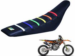 $enCountryForm.capitalKeyWord Canada - 25 sets KTM Kawasaki PVC dirt bike seat cover Motorcycle Motocross parts Orange Protective Gears seat cover for ktm 2011~2015