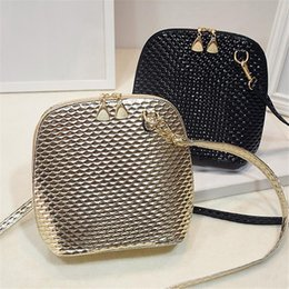 Coin Scale NZ - Nice- Nice Fashion Ladies Shoulder Cross Body Bags Casual Fish Scales Cross Small Shell Handbag