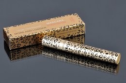 Barato Máscara Do Chicote Do Olho Do Leopardo-Frete Grátis DHL Brand New Professional Maquiagem WaterProof Mascara Eyes Lash Leopard Mascara Mas E Mais Longo Mascara 10ml