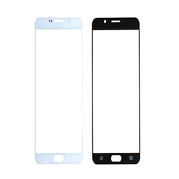 $enCountryForm.capitalKeyWord UK - 300PCS Front Outer Touch Screen Glass Cover Replacement for Samsung Galaxy Note 4 N9100 Note 5 N9200 White Blue Gold Glass