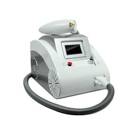 Chinese  2000MJ Touch Screen Q Switched Nd Yag Laser Machine tattoo removal Eyebrow Pigment Removal Scar Acne removal 1320nm 1064nm 532nm manufacturers