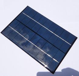 Laptop Sale Factory Canada - Hot sale! 10pcs lot 4.2W 9V Solar Cell Solar Module Polycrystalline DIY Solar Panel System 200*130*3MM Free Shipping