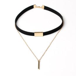 Pendant designs gothic online shopping - Hot Sale Gothic Velvet Choker Necklace Copper Alloy Pendant Statement Necklace Bohemia Retro Style Original Creative Design Fashion Jewelry