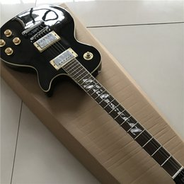 $enCountryForm.capitalKeyWord NZ - New Chinese good guitar custom shop guitar custom Electric Guitars,Factory direct sale ,bright black,can be a lot of custom,Like photos