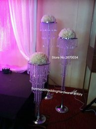 Wholesale Tall Vases Wedding Centerpieces Online   Wholesale Tall ...