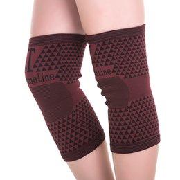 турмалин магнитная терапия колено поддержка облегчение боли reief эластичные спортивные наколенники