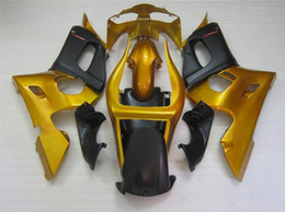 yamaha r6 gold 2019 - Three free beautiful gift and new high quality ABS fairing plates for YAMAHA YZF-R6 YZFR6 1998-2002 good nice gold vs bl