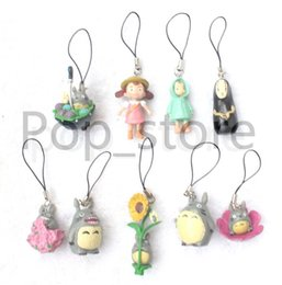 China Hot sell !9 short style design of the new mobile phone lanyard series about Totoro Buy free shipping now(3.5--6cm) cheap buy free phones suppliers