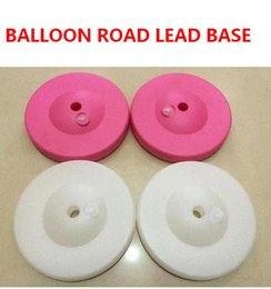 $enCountryForm.capitalKeyWord NZ - plastic balloon arch column base Pedestal Wedding festival Birthday event decorations Road lead base Party supplies Pink White Gray No pole