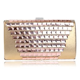 ed66246d83 Factory Price Woman Evening bag Women Diamond Rhinestone Clutches Crystal  Day Clutch Wallet Wedding Purse Party Banquet