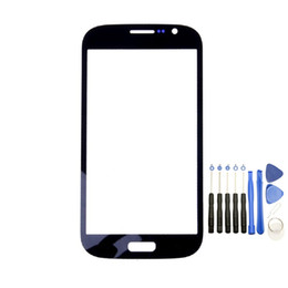 Touch screen grand online shopping - High Quality Front Outer Touch Screen Glass Replacement for Samsung Galaxy Grand i9082 with Tools free DHL