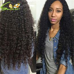 $enCountryForm.capitalKeyWord Canada - Side Part Glueless Full Lace Human Hair Wigs Wavy Lace Front Wigs Unprocessed Virgin Brazilian Deep Wave For Black Women