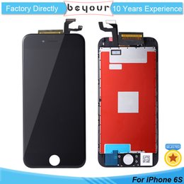 $enCountryForm.capitalKeyWord NZ - Lcd Screen Replacement For iPhone 6 6S Grade A+++ Quality LCD Display Screen Touch Screen Replacement Digitizer Assembly No Dead Pixel