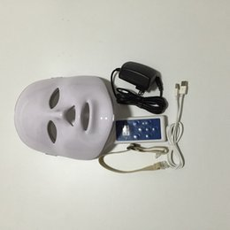 $enCountryForm.capitalKeyWord NZ - pdt led facial mask red & blue light therapy anti aging acne treatment skin care beauty equipment