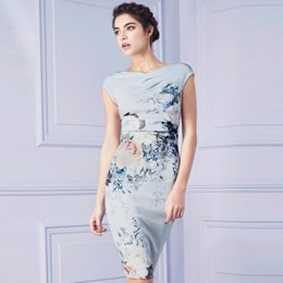 Dress Stamps Canada - In the autumn of 2017 new stamp pleated skirt backless sexy slim long dress wholesale trade in Europe