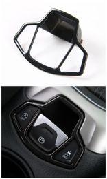 $enCountryForm.capitalKeyWord NZ - Car electronic hand brake decorative frame Cover for Jeep Compass 2017