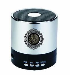 Toptan satış Toptan Satış - Toptan-Yeni Ürün 8GB Holy Quran Mini Hoparlör Kuran Oyuncu Ücretsiz nakliye Fransa, İsveç İsviçre hotselling