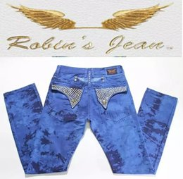 $enCountryForm.capitalKeyWord Canada - 2016 New Robin jeans for men Slim denim Straight in Jeans cowboy high fashion designer famous brand american flag jeans szie 30-42
