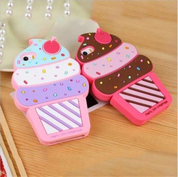 $enCountryForm.capitalKeyWord UK - For iphone 7 6 6S 5S Plus Case HOT 3D Cartoon Silicon Cupcake Ice Cream Style Cute Soft Silicone Phone Back Cover Cases