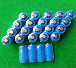 3v Cr123a Batteries Canada - Camera battery 600pcs lot 3v Lithium battery CR123A CR17345 Non-Rechargeable photo battery