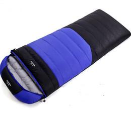 $enCountryForm.capitalKeyWord Australia - Hot selling dult sleeping bag high quality envelopes type down sleeping bags outdoor waterproof camping sleeping bag